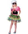 Rockster outfit voor meisjes 104 Multi