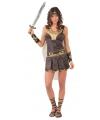 Romeins gladiator kostuum dames 42-44 (L/XL) Multi