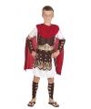 Romeinse gladiator kostuum voor kinderen 10-12 jaar Multi