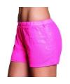 Roze hotpants maat M