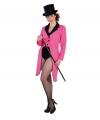 Roze slipjas voor dames XL (48-50) Roze