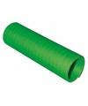 Groene serpentine rollen 4 meter