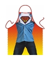 Keukenschort Super dad