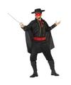 Spaanse held verkleedkostuum voor heren M/L Multi