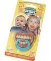 Baby tandjes met fopspeen