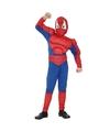 Spiderman kostuum voor jongens