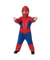 Spinnenman kostuum voor jongens 92-104 (2-4 jaar) Multi