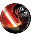 Star Wars feest bordjes 8x