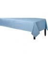 Lichtblauwe tafelkleden 140 x 240 cm