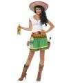 MexicaansTequila kostuum voor dames