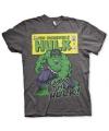 Kleding the incredible Hulk T-shirt korte mouwen