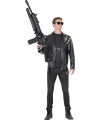 Verkleed T-800 Terminator kostuum voor heren 52-54 (L) Zwart