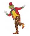 Verkleedkleding Clown kostuum 50 (M) Multi