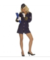 Verkleedkleding Stewardess pakje dames 40 (L) Multi
