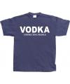Grappig heren shirt Vodka