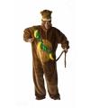 Volwassen apenpak kostuum 2XL Multi