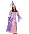 Voordelig goede fee prinsessen jurkje 140 (10-12 jaar) Paars
