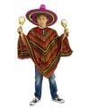 Mexicaanse ponchos kinderen