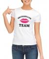 Vrijgezellenfeest shirt voor dames