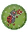 Groen klok lieveheersbeestje 23 cm