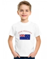 Nieuw Zeelandse vlag t-shirts voor kinderen