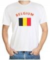 Belgische vlag t-shirts