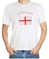 Engelse vlag t-shirts