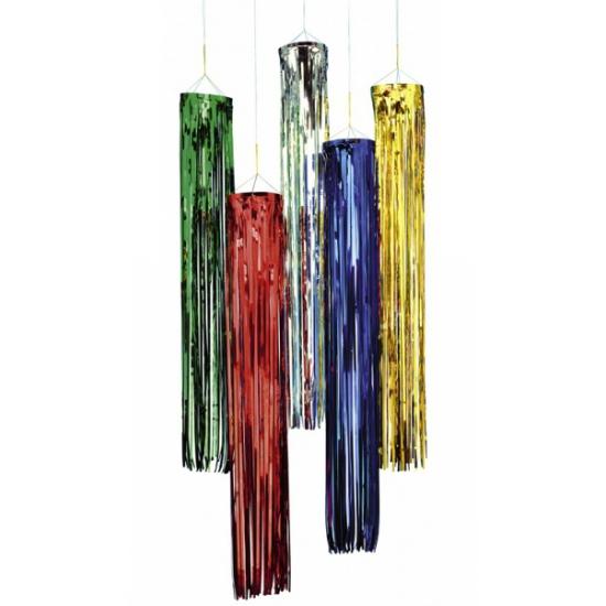 Disco decoratie hanger groen fun en feest - Deco halloween tafel maak me ...