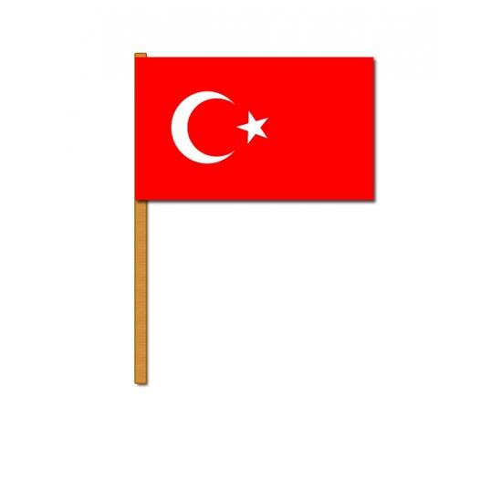 Turkse zwaaivlag fun en feest - Deco halloween tafel maak me ...