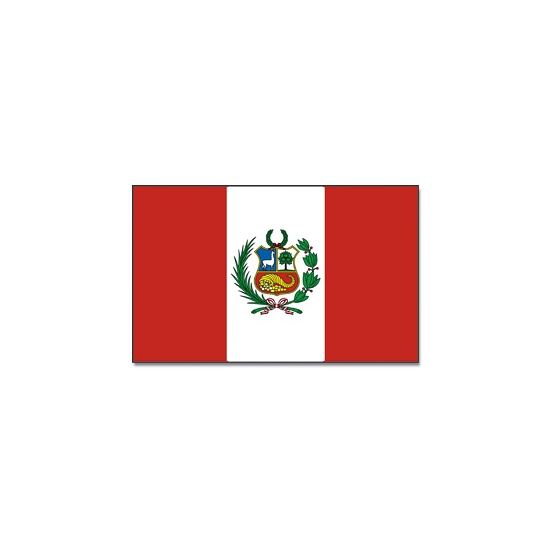 Peruaanse vlag 90x150 cm fun en feest - Deco halloween tafel maak me ...