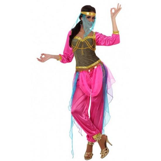 1001 nacht Arabisch kostuum 38 (M) Multi