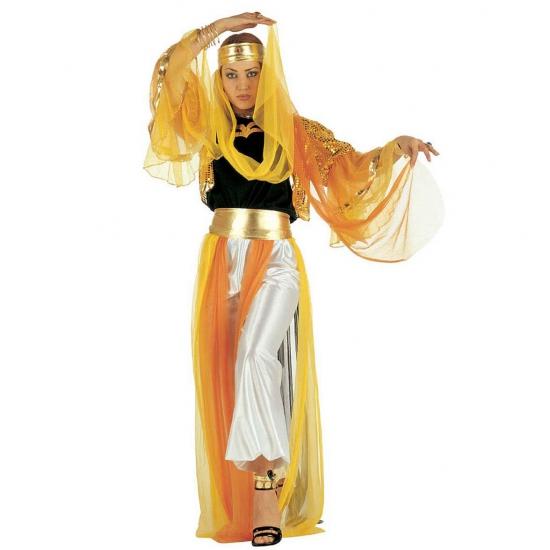 1001 nacht Oosterse prinses kostuum 36 (S) Multi