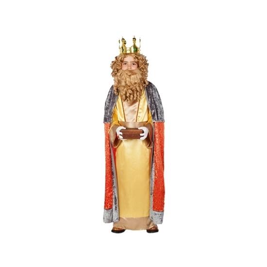 3 koningen kostuum Casper voor kids 10-12 jaar Multi
