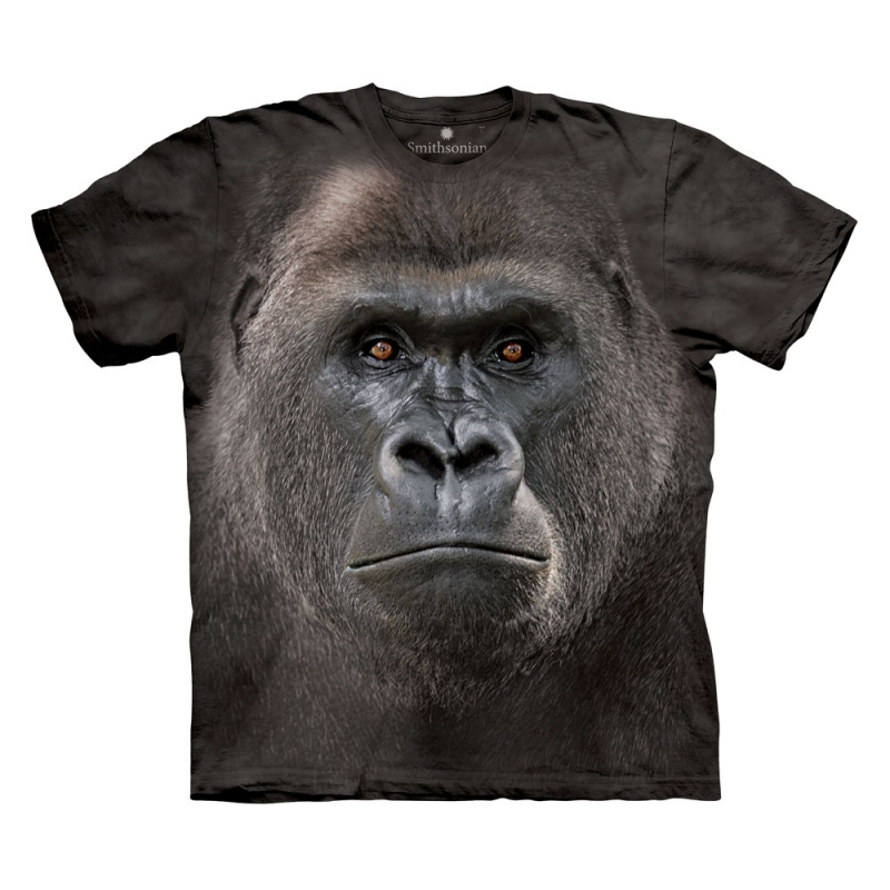 All over print kids t shirt Gorilla 116 128 (M)