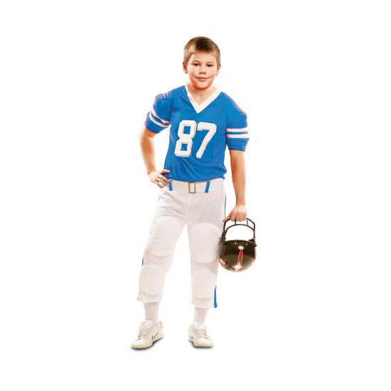 American football kinder kostuum 10-12 jaar Multi