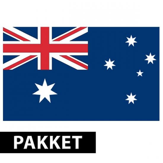 Australie versiering pakket Multi