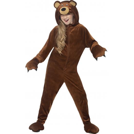 Beren huispak voor kinderen 145-158 (10-12 jaar) Bruin