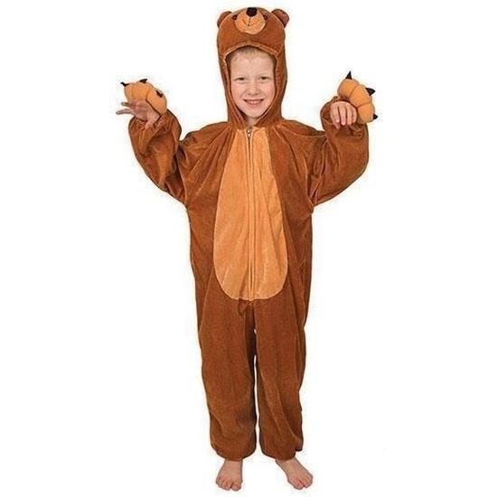 Berenpak voor kinderen 104 Bruin