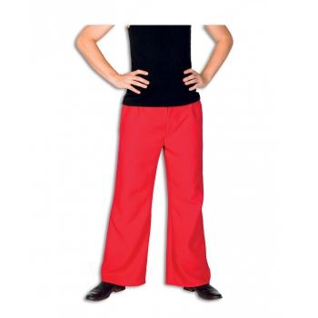 Broek in rode kleur voor heren 54 (L) Rood