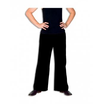 Broek in zwarte kleur voor heren 52 (M) Zwart