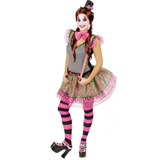 Clown jurkje voor dames 34 Multi