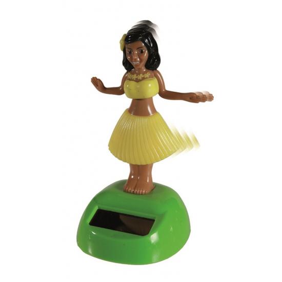 Dansend Hawaiiaans meisje 10 cm - Fopartikelen