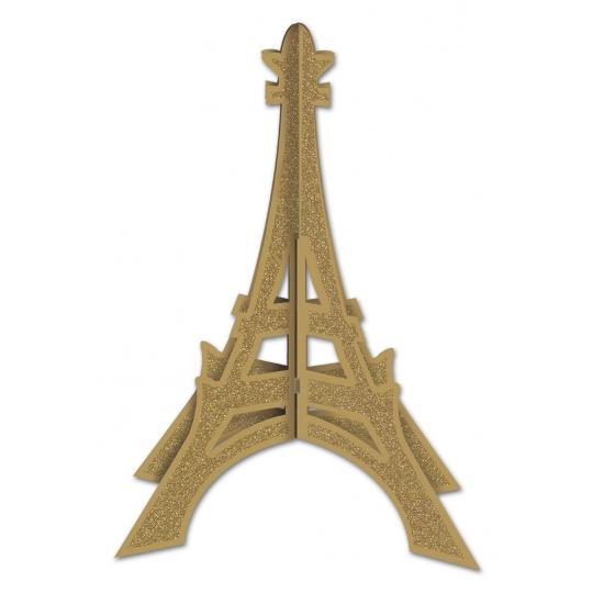 Eiffeltoren tafeldecoratie Multi