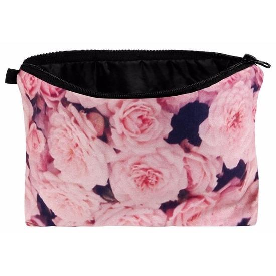 Etui rozen design romantisch Roze