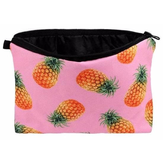 Etui tropisch design ananas Multi