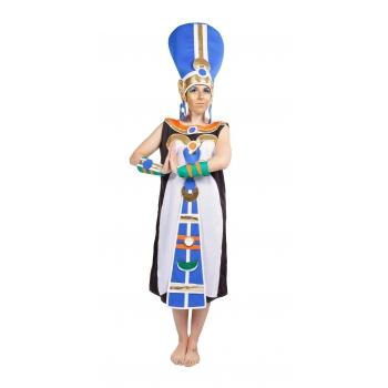 Farao kostuum voor dames M Multi
