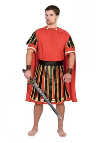 Gladiator kostuum heren 48-50 (S/M) Multi