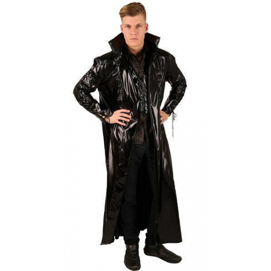 Gothic kostuum voor volwassenen 50 (M) Zwart