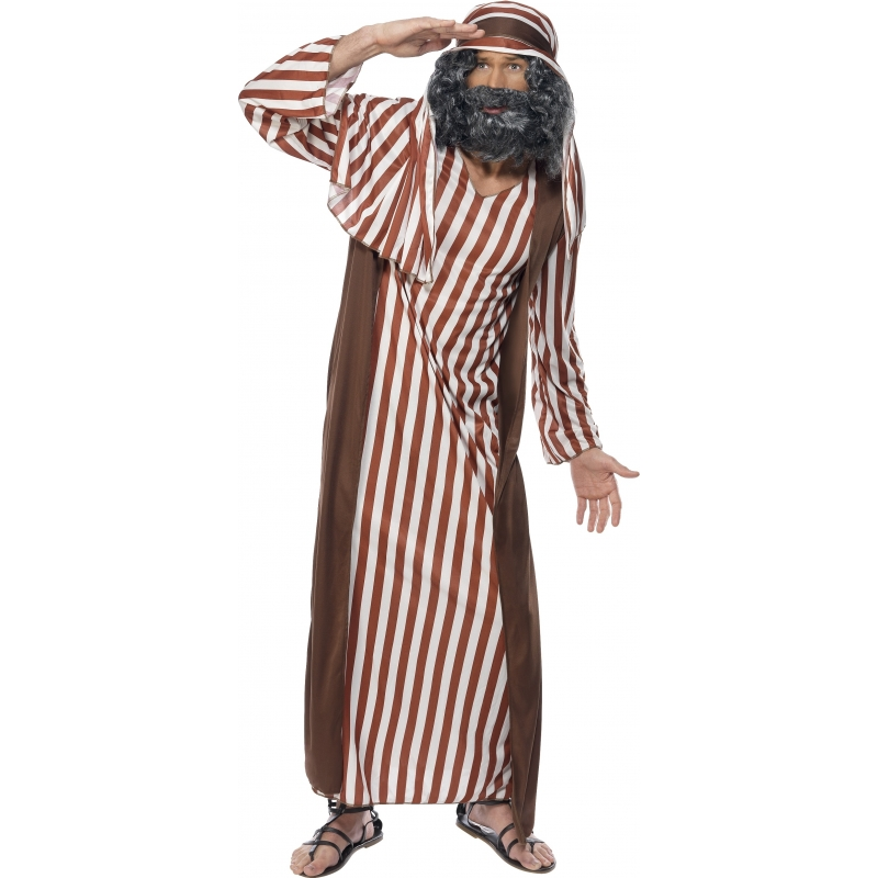 Herders kostuums volwassenen 48-50 (M) Multi