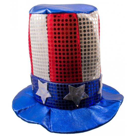 Hoge hoed USA Multi